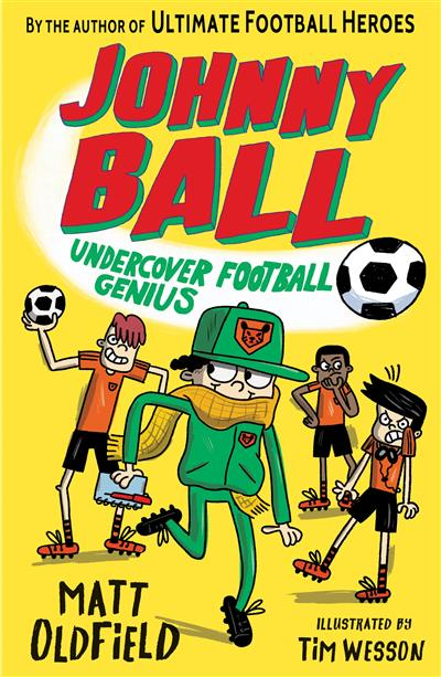 Johnny Ball: Undercover Football Genius