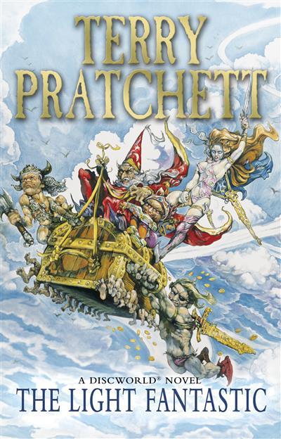 The Light Fantastic: (Discworld Novel 2)