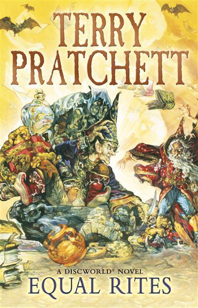 Equal Rites: (Discworld Novel 3)