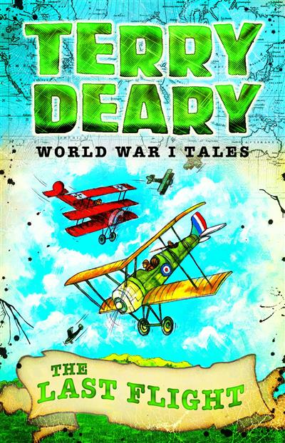 World War I Tales: The Last Flight