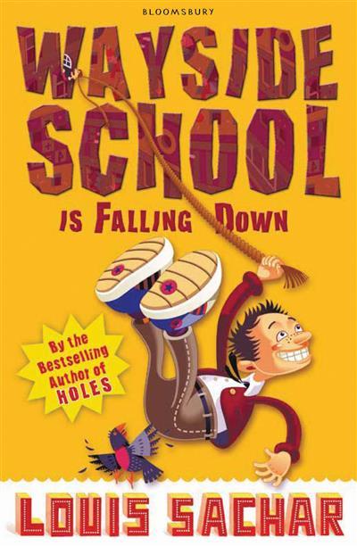 Wayside School Is Falling Down By Louis Sachar Isbn 9781408812488