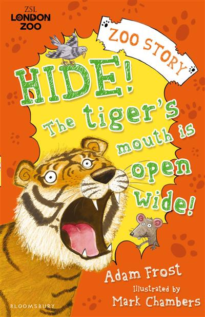 Hide! The Tiger's Mouth is Open Wide!