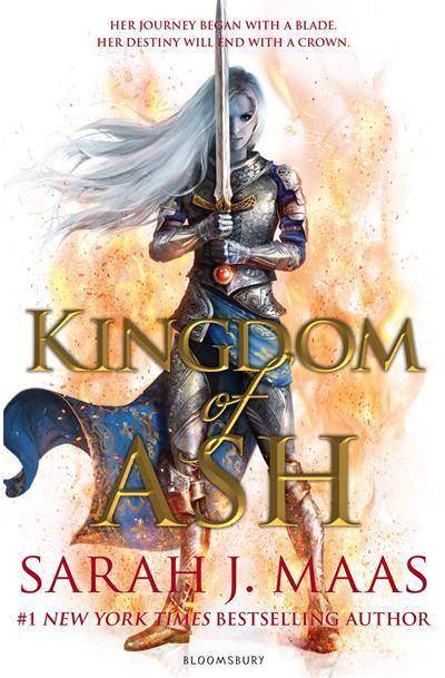 Kingdom of Ash: INTERNATIONAL BESTSELLER