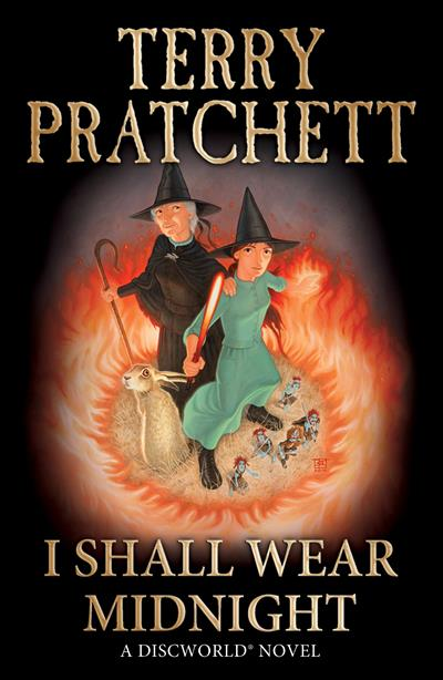 I Shall Wear Midnight: (Discworld Novel 38)