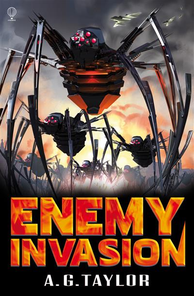 Enemy Invasion: Superhumans (Book 3)