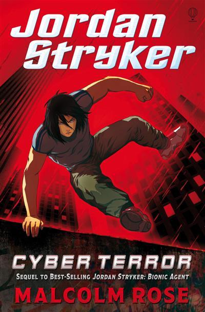 Cyber Terror: Jordan Stryker (Book 2)