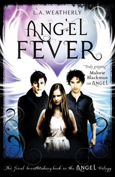 Angel Fever: The Angel Trilogy (Book 3)
