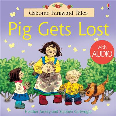 Pig Gets Lost: For tablet devices