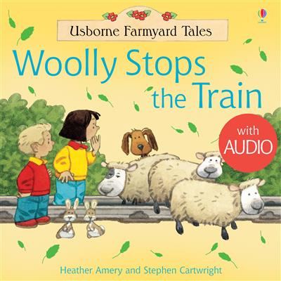 Woolly Stops the Train: For tablet devices