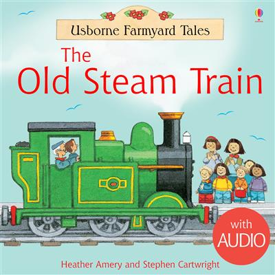 The Old Steam Train: For tablet devices: For tablet devices