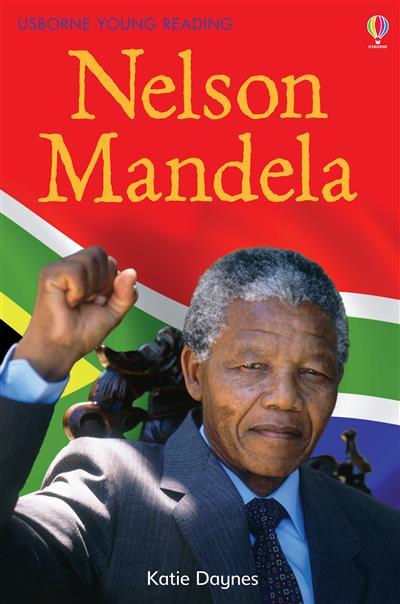 Nelson Mandela: Usborne Young Reading: Series One