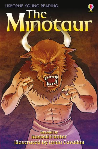 The Minotaur: Usborne Young Reading: Series One