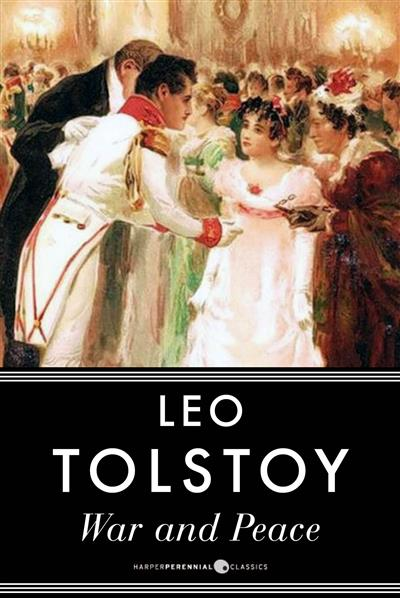 a literary analysis of war and peace by leo tolstoy Sample essay 1 the old oak tree symbol leo tolstoy's war and peace has a great deal of symbolism weaved into its intricate pages such symbolism comes in the form of the old oak tree, a significant symbol that is meant.