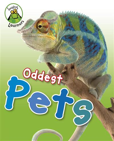 Leapfrog Learners: Oddest Pets