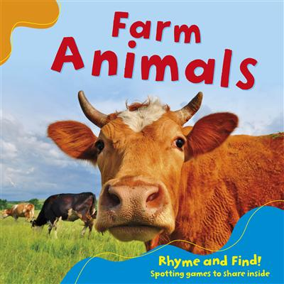 Rhyme and Find: Farm Animals