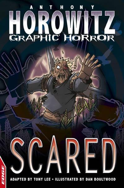 EDGE - Horowitz Graphic Horror: Scared