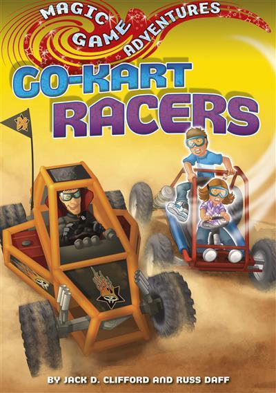 Magic Game Adventures: Go-Kart Racers