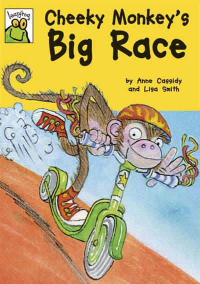 Leapfrog: Cheeky Monkey's Big Race