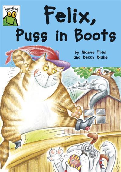 Felix, Puss in Boots