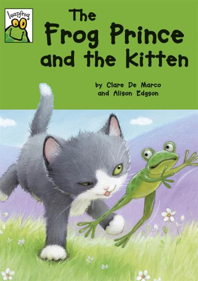 The Frog Prince and the Kitten