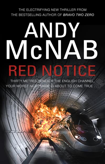 Red Notice: The electrifying thriller from the No. 1 bestseller