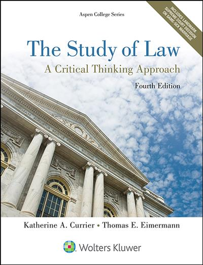 introduction to paralegal studies a critical thinking approach 4e Introduction to paralegal studies: a critical thinking approach, edition 5 - ebook written by katherine a currier, thomas e eimermann read this book using google.