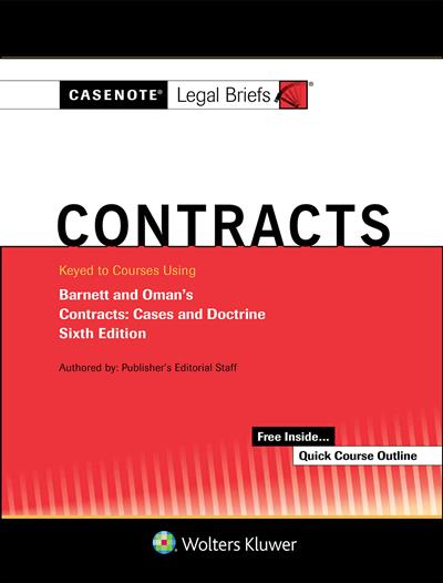 contract law case studies The case is also well known among lawyers when after the first hearing it was disclosed that that one of the ruling law lords, lord hoffmann, was a director of amnesty international, a party to.