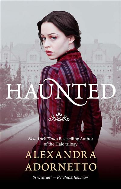 Haunted (Ghost House, Book 2)