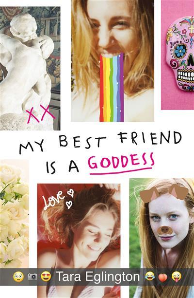 My Best Friend is a Goddess