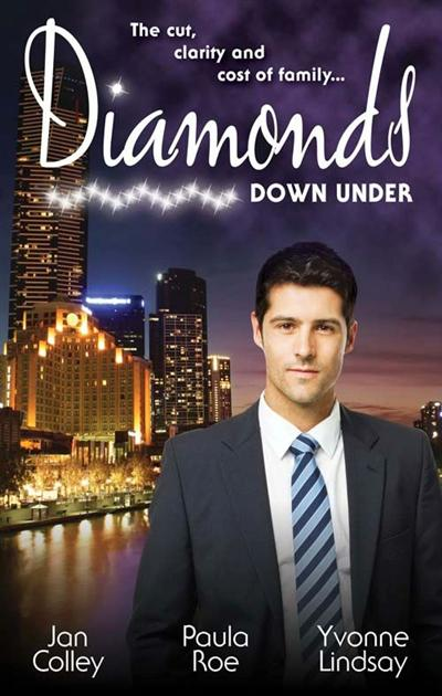 Diamonds Down Under - Volume 2 - 3 Book Box Set