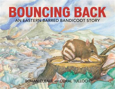 Bouncing Back: An Eastern Barred Bandicoot Story