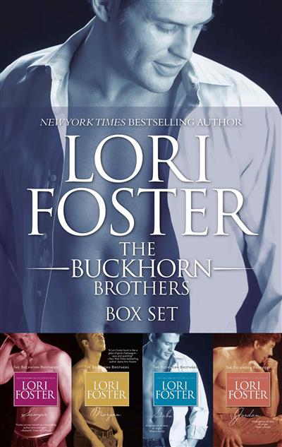 The Buckhorn Brothers Bundle - Box Set, Books 1-4