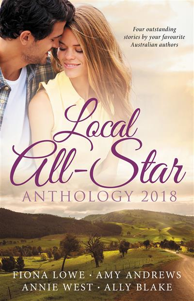 Local All-Star Anthology 2018/The Surgeon's Special Delivery/Girl Least Likely To Marry/Captive In The Spotlight/The Shock Engagement