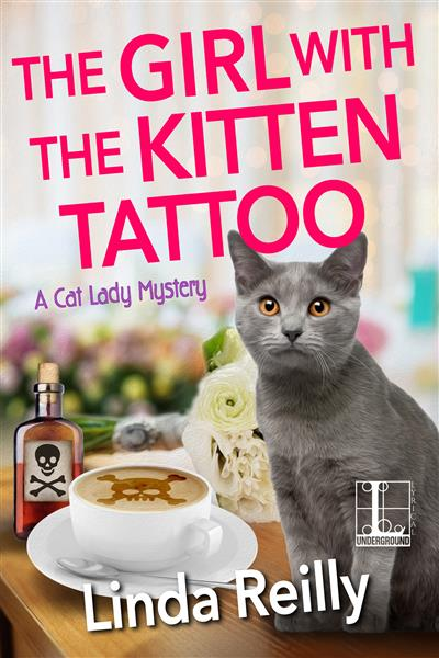The Girl with the Kitten Tattoo