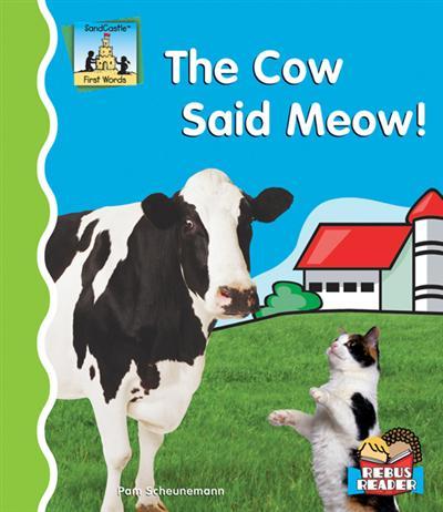 Cow Said Meow! eBook