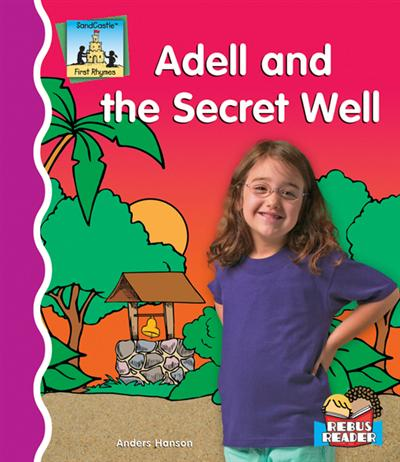 Adell and the Secret Well eBook