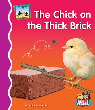Chick on the Thick Brick eBook