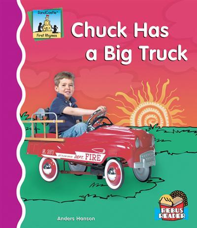 Chuck Has a Big Truck eBook
