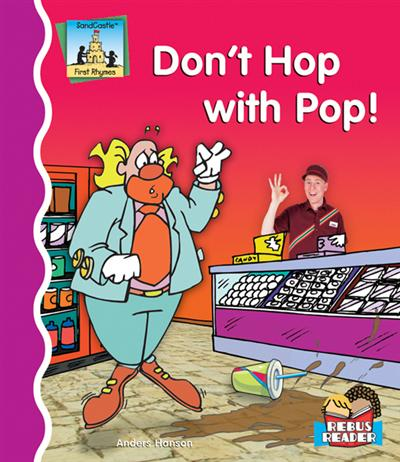 Don't Hop with Pop! eBook