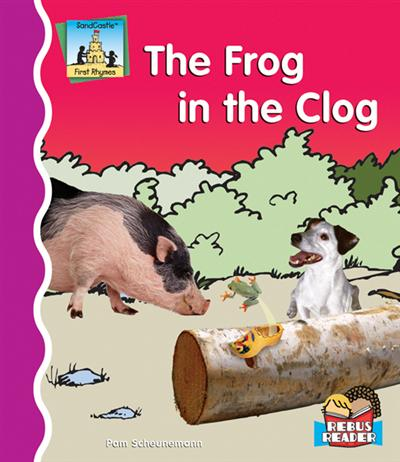 Frog in the Clog eBook