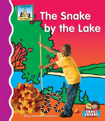 Snake by the Lake eBook