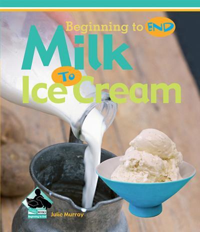 Milk to Ice Cream eBook