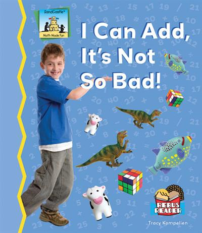 I Can Add, It's Not So Bad! eBook