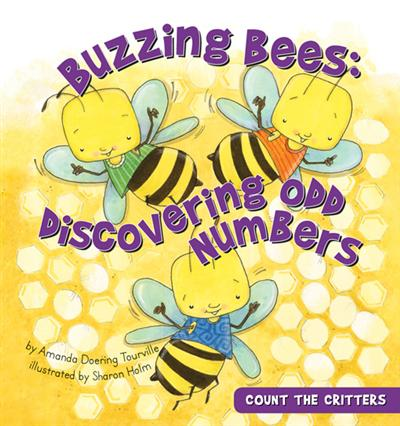Buzzing Bees: Discovering Odd Numbers eBook