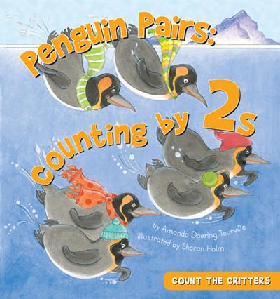 Penguin Pairs: Counting by 2s eBook