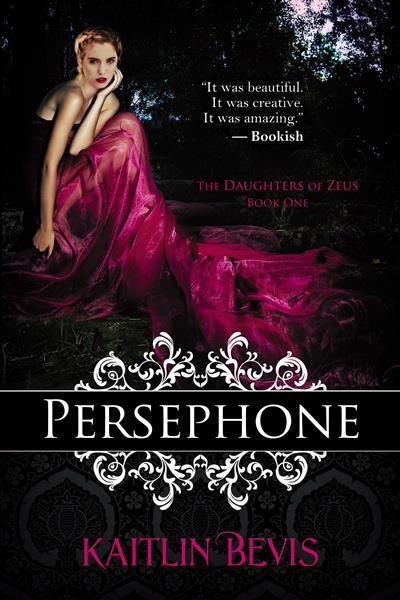Persephone: Book 1 Persephone Trilogy