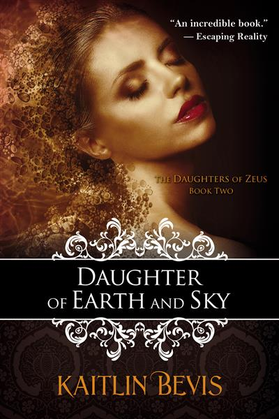 Daughter of Earth and Sky: Book 2 Persephone Trilogy