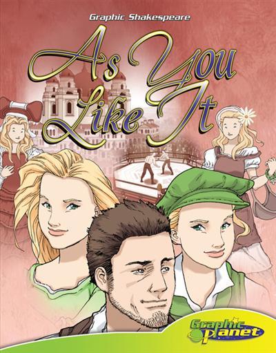 As You Like It eBook