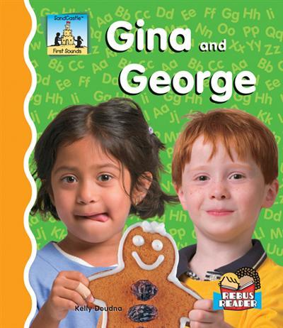 Gina and George eBook