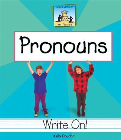Pronouns eBook